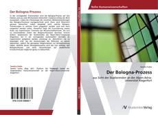 Bookcover of Der Bologna-Prozess