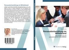 Buchcover von Personalentwicklung im Mittelstand