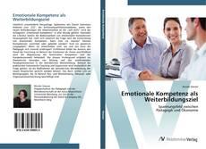 Buchcover von Emotionale Kompetenz als Weiterbildungsziel
