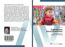 Capa do livro de Jugendliches Konsumverhalten