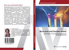 Burn-out und Soziale Arbeit的封面
