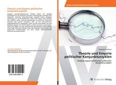 Buchcover von Theorie und Empirie politischer Konjunkturzyklen