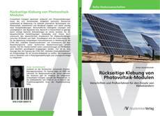 Bookcover of Rückseitige Klebung von Photovoltaik-Modulen