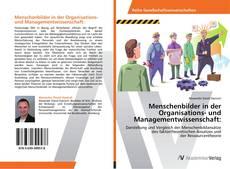 Bookcover of Menschenbilder in der Organisations- und Managementwissenschaft: