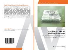 Rudi Dutschke als Medienphänomen的封面