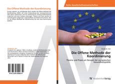 Buchcover von Die Offene Methode der Koordinierung