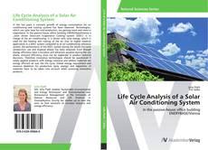 Portada del libro de Life Cycle Analysis of a Solar Air Conditioning System