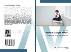 Bookcover of Vernachlässigte Kinder
