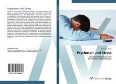 Copertina di Psychosen und Stress