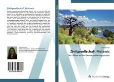 Bookcover of Zivilgesellschaft Malawis