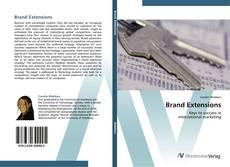 Brand Extensions kitap kapağı