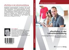 Borítókép a  ePortfolios in der LehrerInnenbildung - hoz