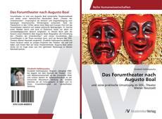Copertina di Das Forumtheater nach Augusto Boal