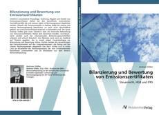Borítókép a  Bilanzierung und Bewertung von Emissionszertifikaten - hoz