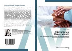 Buchcover von Internationale Kooperationen