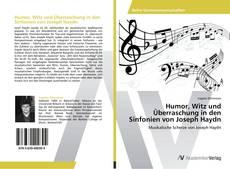 Couverture de Humor, Witz und Überraschung in den Sinfonien von Joseph Haydn