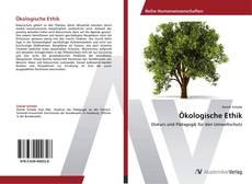 Buchcover von Ökologische Ethik