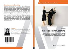 Обложка Emotionen im Coaching