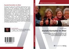 Soziale Kontakte im Alter kitap kapağı