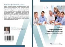 Bookcover of Methoden des  Blended Learning