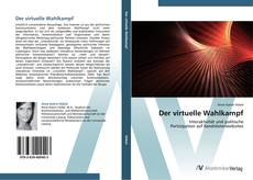 Der virtuelle Wahlkampf kitap kapağı