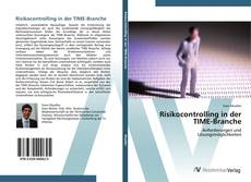 Capa do livro de Risikocontrolling in der TIME-Branche