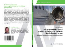 Обложка Performancebasierte Kostenoptimierung bei Fan Blade-Reparaturen