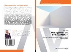 Management der Sozialwirtschaft kitap kapağı