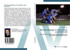 Portada del libro de Die Bundesliga in Fernsehen und Internet