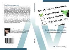 Portada del libro de Qualitätsmanagement