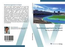 Bookcover of Eventmanagement im Sport