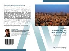 Bookcover of Controlling im Stadtmarketing