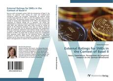 Bookcover of External Ratings for SMEs in the Context of Basel II