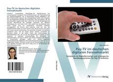 Buchcover von Pay-TV im deutschen digitalen Fernsehmarkt