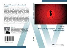 Bookcover of Product Placement in James-Bond-Filmen