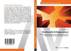 Portada del libro de Strukturelle Erfolgsanalyse