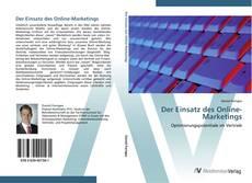 Bookcover of Der Einsatz des Online-Marketings