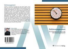 Capa do livro de Zeitmanagement