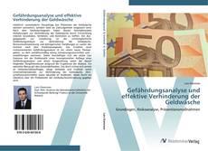 Обложка Gefährdungsanalyse und effektive Verhinderung der Geldwäsche