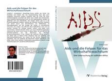 Buchcover von Aids und die Folgen für das Wirtschaftswachstum