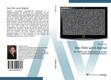 Buchcover von Der Film wird digital