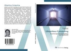 Bookcover of Ubiquitous Computing