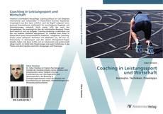 Buchcover von Coaching in Leistungssport und Wirtschaft