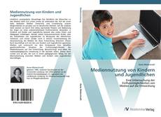 Buchcover von Mediennutzung von Kindern und Jugendlichen