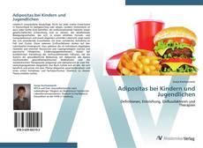 Portada del libro de Adipositas bei Kindern und Jugendlichen