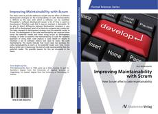 Обложка Improving Maintainability with Scrum