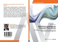 Couverture de Machine Learning for Financial Time Series
