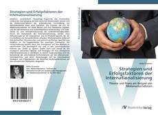 Copertina di Strategien und Erfolgsfaktoren der Internationalisierung