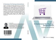 E-Commerce für Startup-Unternehmen的封面