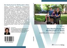 Die Hochschule für Welthandel in Wien的封面